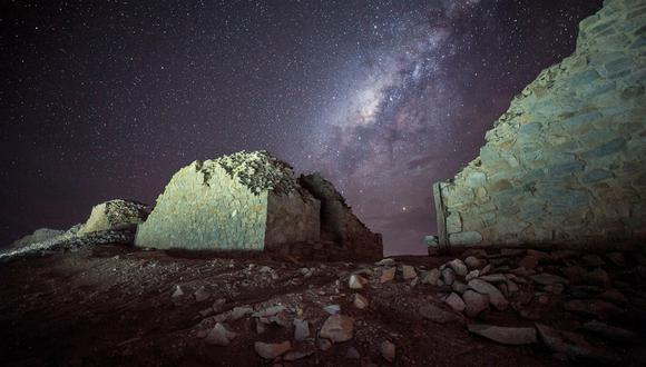 Chankillo, construido hace más de 2.300 años en el desierto costero de Perú, posee un antiguo observatorio solar, que cuenta con trece torres, permitía a sus habitantes determinar la fecha con una precisión de dos o tres días. Este vestigio será parte de los recorridos virtuales de World Monuments Fund. (Foto: Archivo)