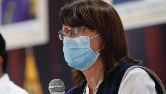 La ministra de Salud, Pilar Mazzetti, dijo que las indicaciones para reuniones deberían ser aplicadas en eventos políticos. (Foto: GEC)