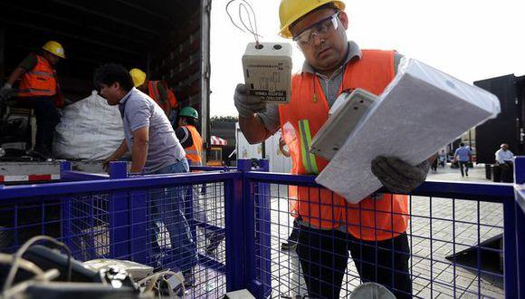Tras su presentación, el plan de manejo de residuos electrónicos actualizado quedará pendiente de evaluación y aprobación por parte del Minam. (Foto: Minam)