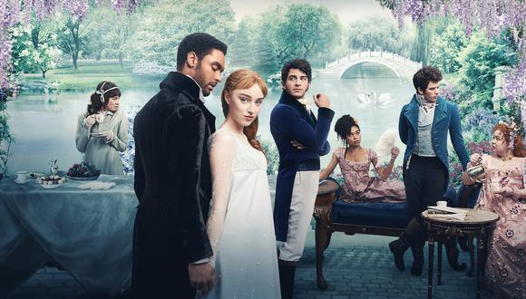 """10 series parecidas a """"Bridgerton"""" (Foto: Netflix)"""