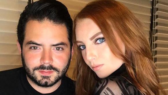 Hijo del actor habría terminado con su novia porque lo engañaba con otra mujer. (Instagram)