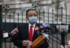 Fiscal de la Nación interpone dos denuncias constitucionales contra Edgar Alarcón por su gestión como contralor