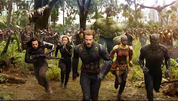 Marvel: El tráiler de de 'Avengers: Infinity War' es el más visto de la historia [VIDEO]