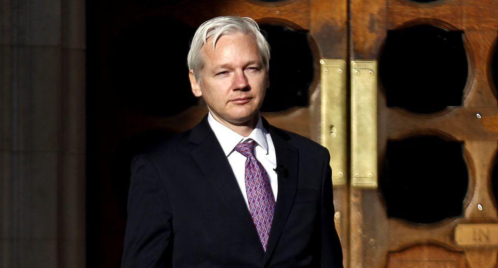 Asilado desde 2012 en condiciones difíciles, Assange encara una posible anulación de la medida de protección. (Foto: EFE)