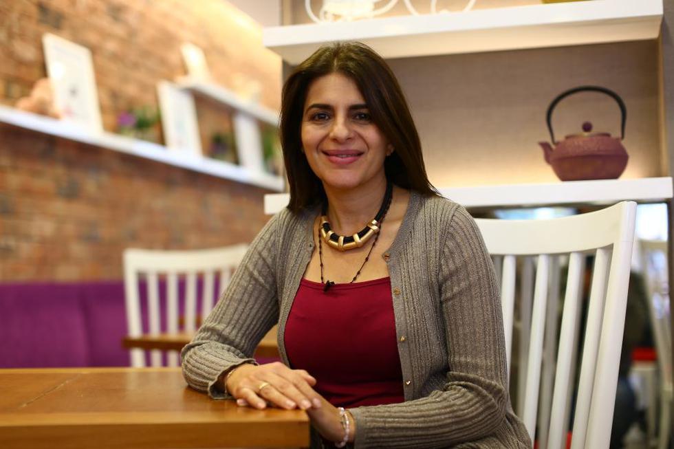 Sara Abu-Sabbah (Perú21)