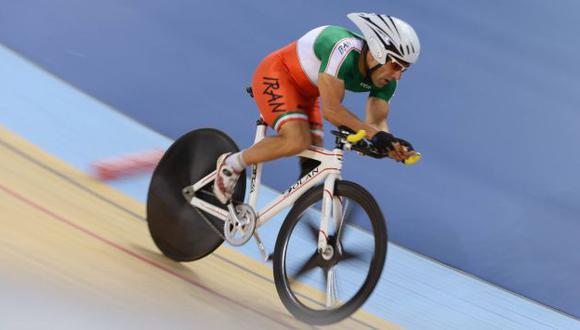 Muere ciclista iraní tras una grave caída durante prueba de ruta. (Getty Images )