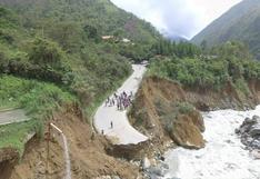 Ayacucho: brindan atención oportuna a zonas afectadas por las lluvias en el Vraem