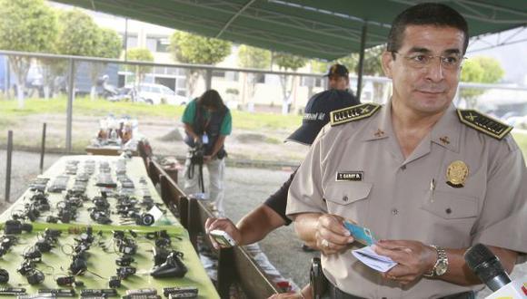 Investigaciones establecen que coronel Garay actuó de acuerdo con sus funciones. (USI)