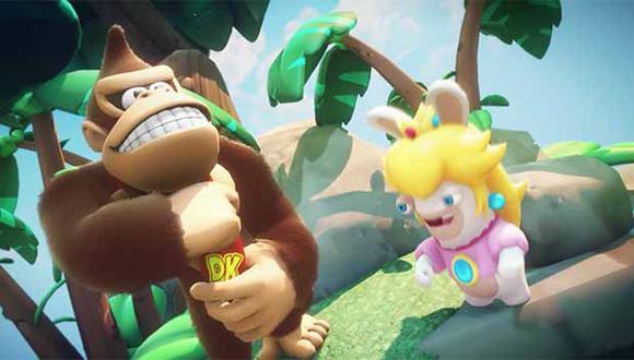 El personaje llegará en forma de contenido digital al juego de Ubisoft para la Nintendo Switch.