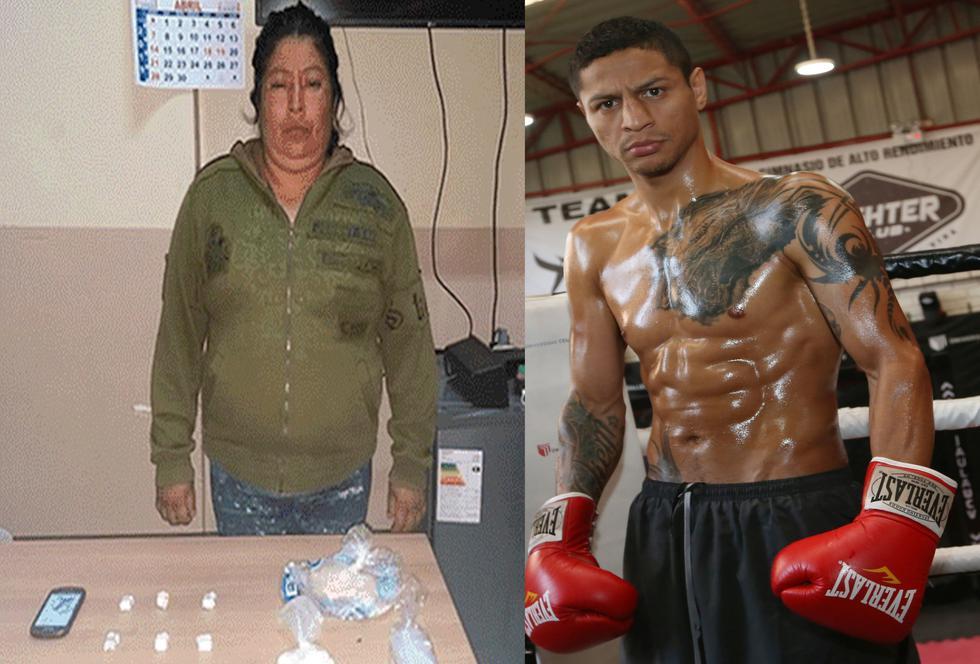 Jonathan Maicelo niega que mujer detenida por comercializar drogas sea su hermana. (GEC)