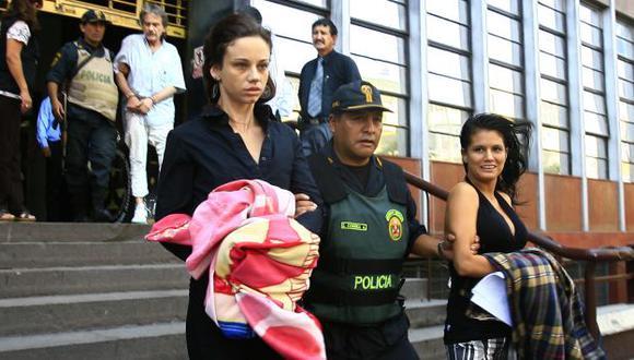 Las extranjeras fueron recluidas en Santa Mónica. (USI)