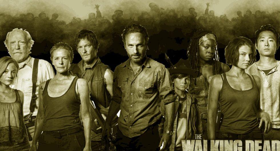 The Walking Dead: Cuarta temporada Opinión | Peru21