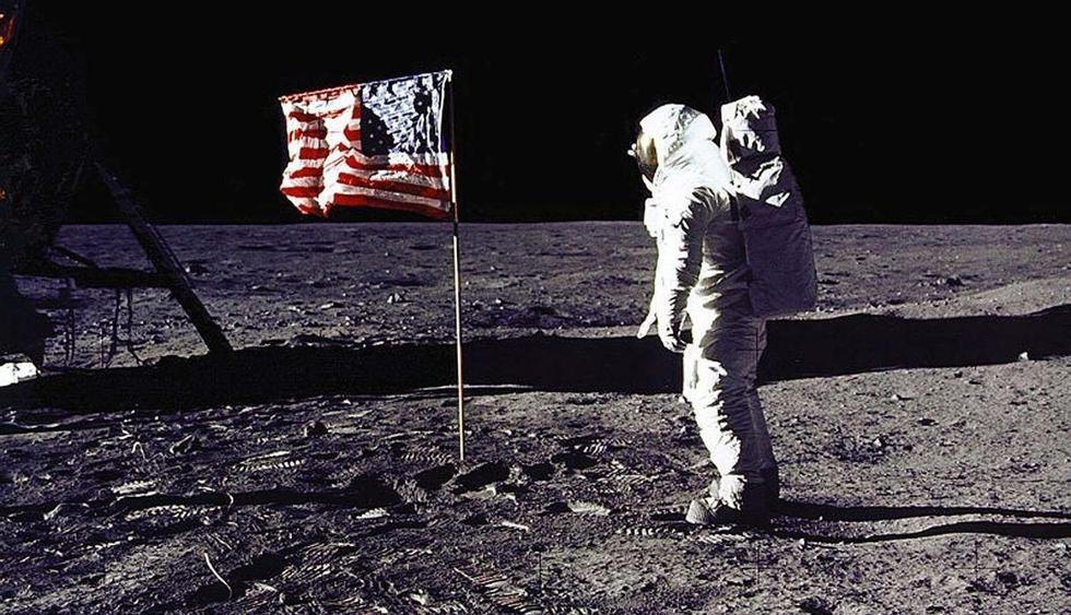 El viaje de Armstrong, Aldrin y Collins que llevó al hombre a la Luna hace 50 años. (Foto: AFP)