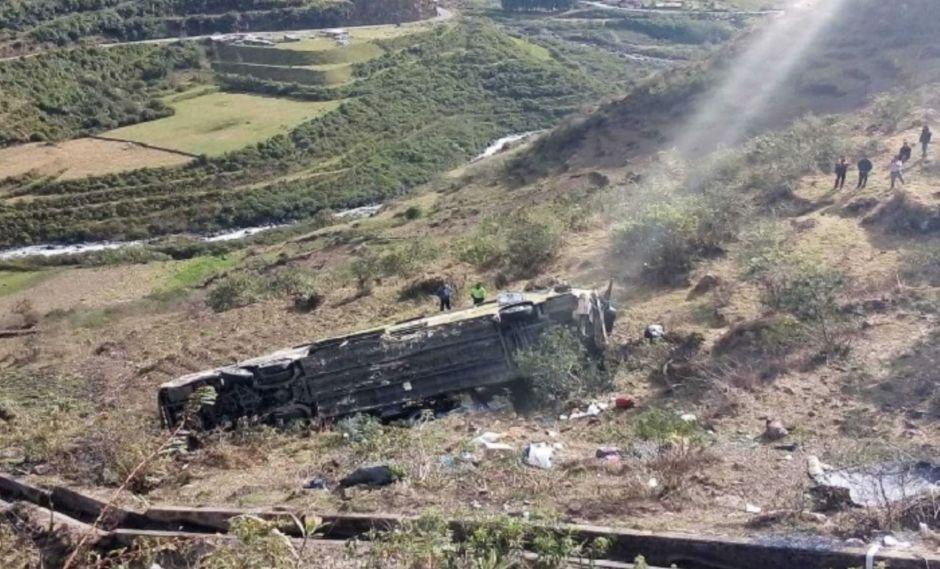Indecopi sancionó a dos empresas de transporte interprovincial por accidentes registrados en 2018 que dejaron varios muertos. (Foto: Andina)