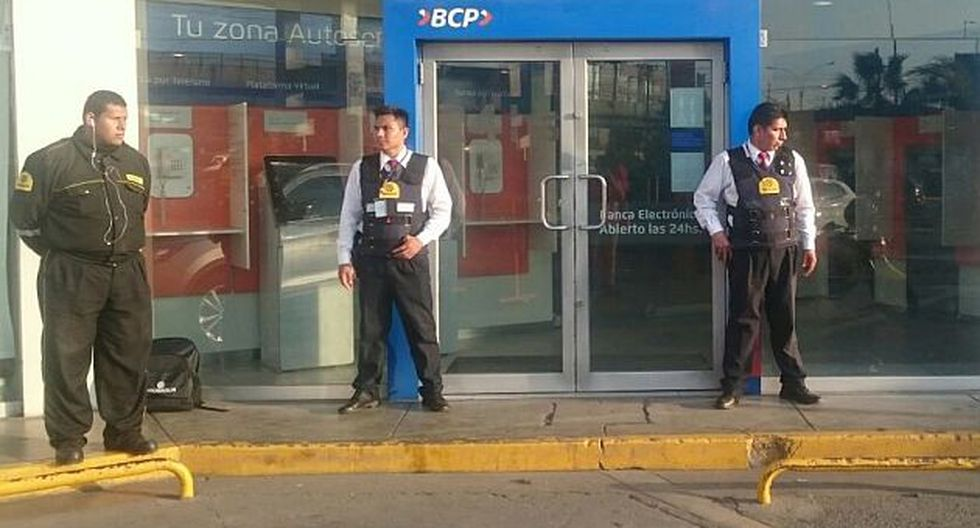 Los asaltantes fugaron con dirección a San Juan de Miraflores. (WhatsApp)