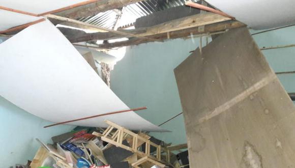 Minedu informó que 64 instituciones educativas resultaron afectadas y otras cinco han colapsado luego del sismo de 8 grados de magnitud. (Foto: Difusión)