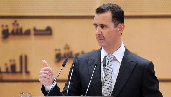 Pese a atentados, el régimen de Bashar Al Asad continúa acumulando victorias frente a los rebeldes y a los yihadistas. (Foto: AFP)