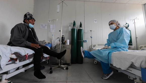 Según la Sala Situacional COVID-19, Cusco solo cuenta con dos camas disponibles en la Unidad de Cuidados Intensivos de las 23 que tiene habilitadas (Foto: Archivo GEC)
