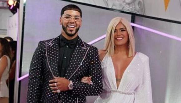 Anuel AA y Karol G se han convertido en una de las parejas más estable del medio y ya piensan en el matrimonio (Foto: Instagram)