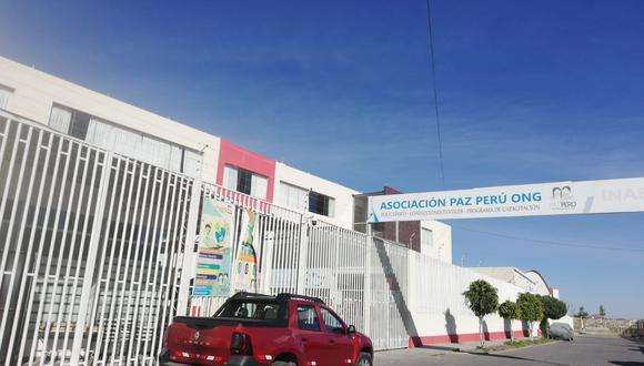 El lamentable hecho ocurrió en el interior del Centro de Acogida Residencial (CAR) Isabel II, ubicado en Socabaya. (Foto: Difusión)