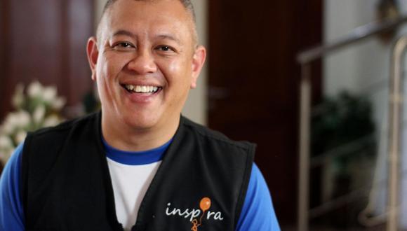 Ricardo Pun-Chong ganó el premio CNN Héroes en 2018. (Foto: Inspira)