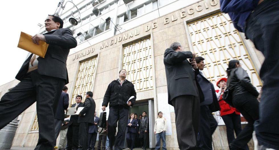 Las resoluciones de exclusión fueron publicadas este sábado en el boletín de Normas Legales del Diario Oficial El Peruano. (Foto: GEC)