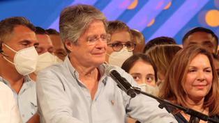 Conservador Guillermo Lasso ganó la elección presidencial en Ecuador