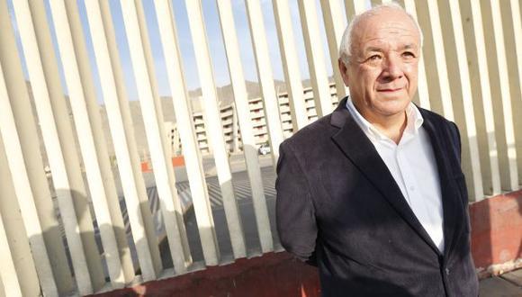 Walter Oyarce Delgado confía en que la Corte Suprema ratificará condena. (César Fajardo)