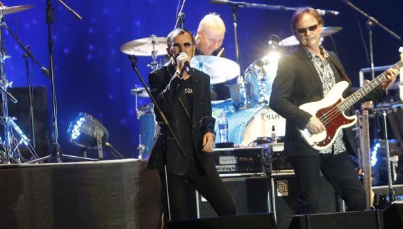 La beatlemanía invadió Lima con Ringo Starr. (Christian Ugarte)