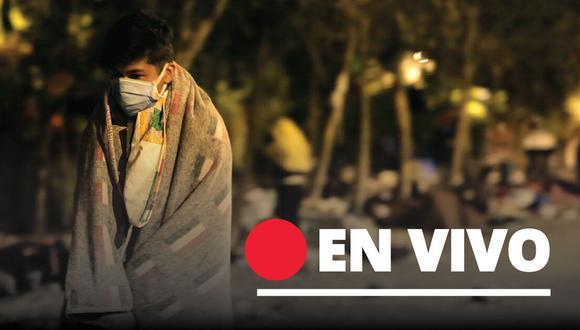 Coronavirus en Perú Día 39, EN VIVO: Casos, contagiados, muertos y recuperados