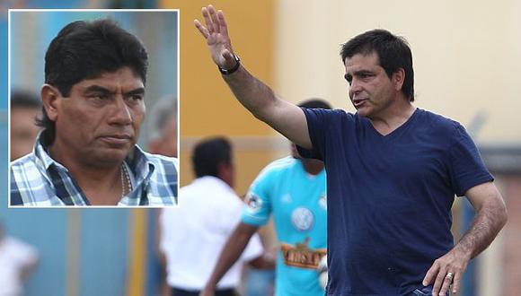 Real Garcilaso reconoció que ya tuvo un acercamiento con Claudio Vivas. (USI)