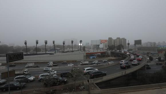 Aplicarán plan de desvío vehicular por obras en el intercambio vial El Derby . (Foto: GEC)
