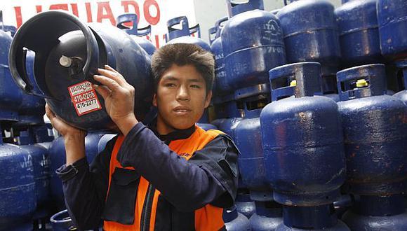 La distribución representa el 39% del precio del balón de gas. (USI)