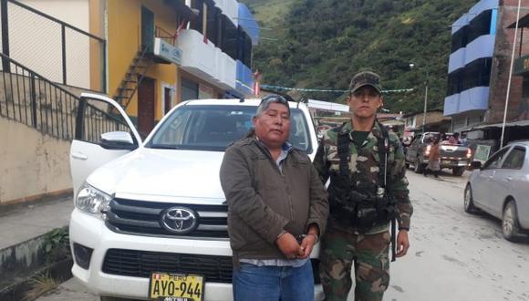 Ordenan liberación del presunto narcotraficante Víctor Rivera, alias 'Jarachupa', según informó Canal N. (Foto: PNP)