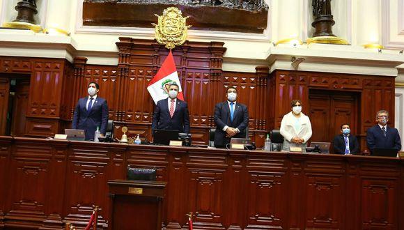 En sus manos. Depende de los parlamentarios aprobar esta propuesta legislativa. (Foto: Congreso)