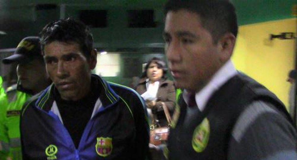 El crimen ocurrió en el barrio Santa Rosa en el distrito de Chupaca. (Foto: Andina)