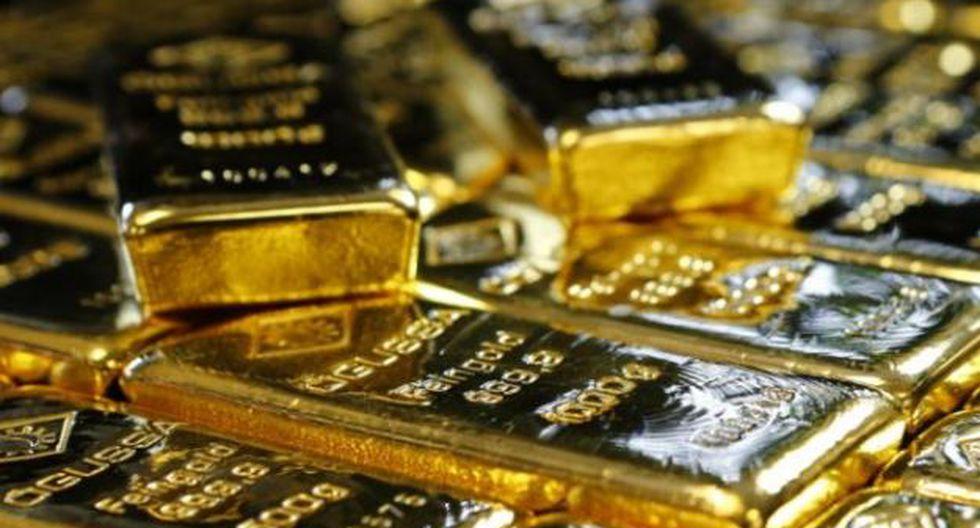 El oro cerró al alza el lunes. (Foto: Reuters)