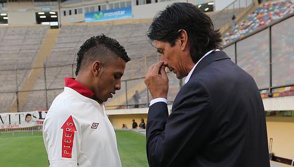 Comizzo dio una dura reprimenda a Gómez. (USI)