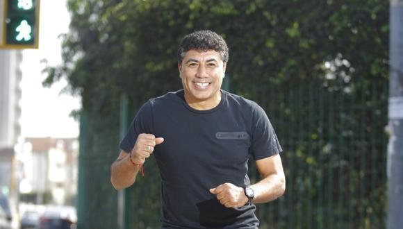 """Rivera dijo tener """"proyectos"""" con el objetivo de que el Estado invierta en el deporte para que """"los jóvenes tengan más oportunidades"""". (Foto: GEC)"""