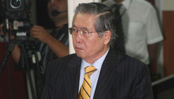 Fujimori podría allanarse. (Difusión)