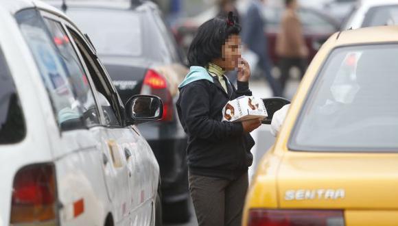 TRABAJO INFANTIL. Representa uno de los rostros de la desigualdad en América Latina y el Caribe. (Mario Zapata)