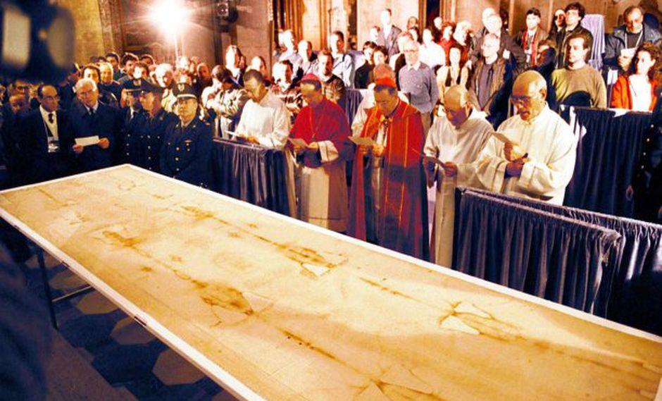 """""""Hay muchas contradicciones que indican que el Santo Sudario no es auténtico"""", concluyeron los investigadores. (Foto: AP)"""