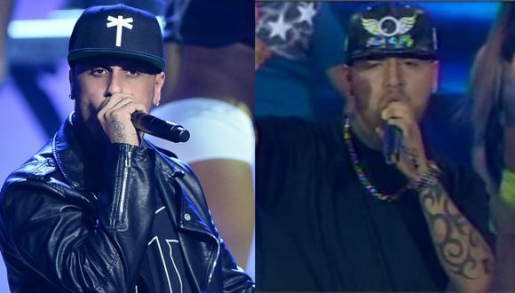 'Yo Soy': Imitador de Nicky Jam causa sensación por su parecido con el cantante (Composición/Latina)