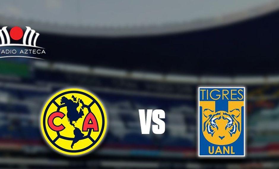 América vs. Tigres se enfrentan en la jornada 2 del Clausura de la Liga MX. (Foto: @clubamerica)