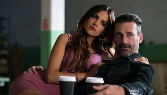"""La actriz Eiza González se ha vuelto tendencia en redes sociales luego que Netflix anuncie que """"Baby Driver"""" llegó a su plataforma. (Sony Pictures)."""