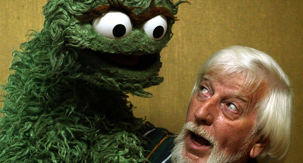 Caroll Spinney le daba vida a Big Bird y Oscar The Grouch. (Getty Images)