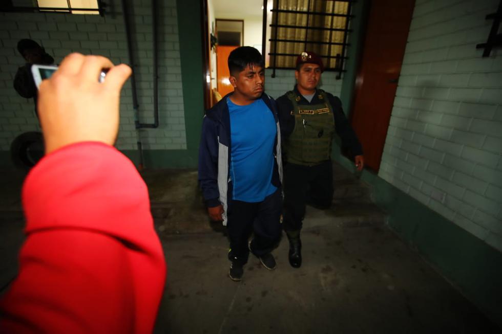Implicado en asesinato de niña en Barranca tiene antecedentes por tocamientos indebidos. (Giancarlo Ávila)