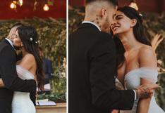 Ivana Yturbe publica tiernas fotografías de su boda junto a Beto da Silva