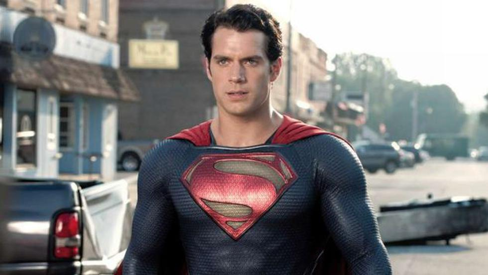Henry Cavill interpreta a Superman. (Difusión)