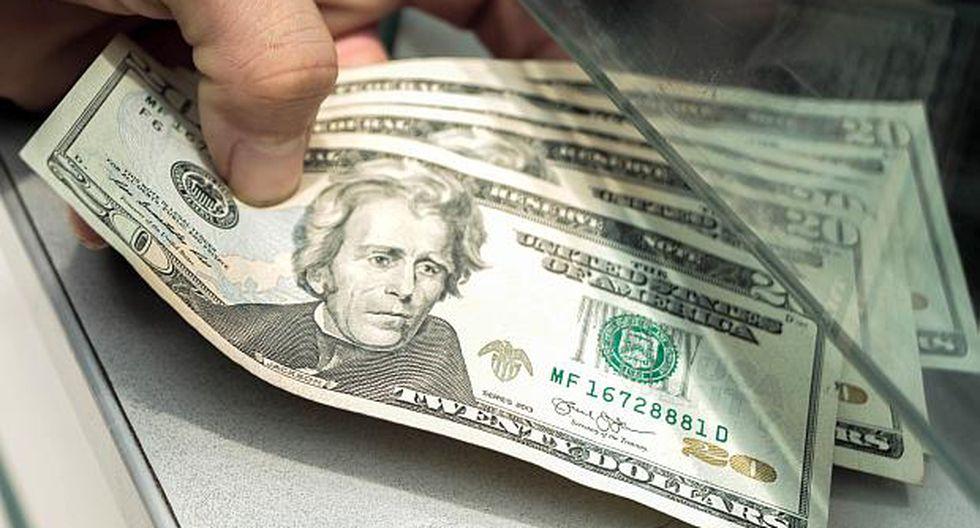 El dólar operaba al alza este martes en el mercado local. (Foto: GEC)